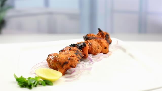 Tandoori Chicken Tikka Masala - A famous Indian Cuisine
