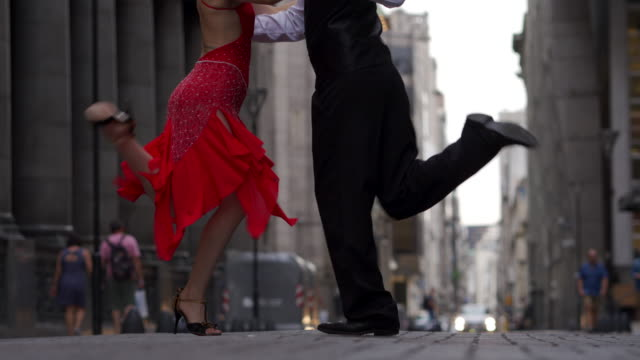 tango is an art - tango dance stock videos & royalty-free footage
