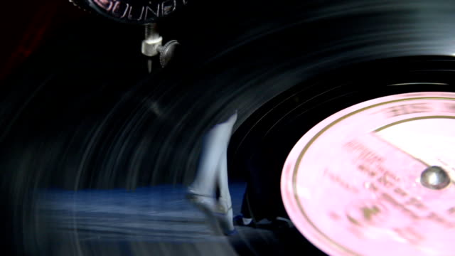 tango on the gramophone record - tango dance stock videos and b-roll footage