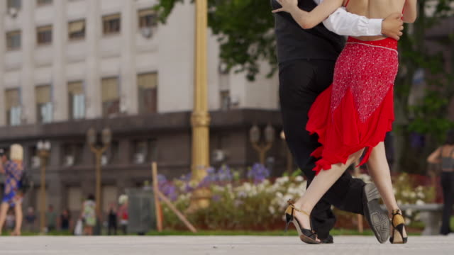 tango - tangoing stock videos & royalty-free footage