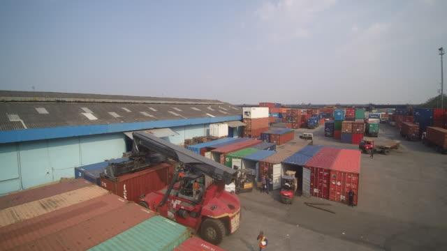 Tanjung Priok Container Port