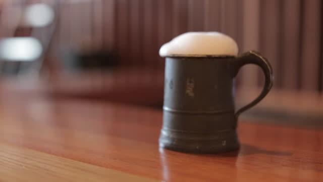 stockvideo's en b-roll-footage met tankard cocktail - beer alcohol