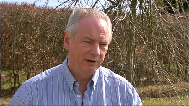army on standby to deliver petrol england francis maude mp interview sot we're encouraging stocks to be built up so the essential services don't get... - unleaded stock videos and b-roll footage