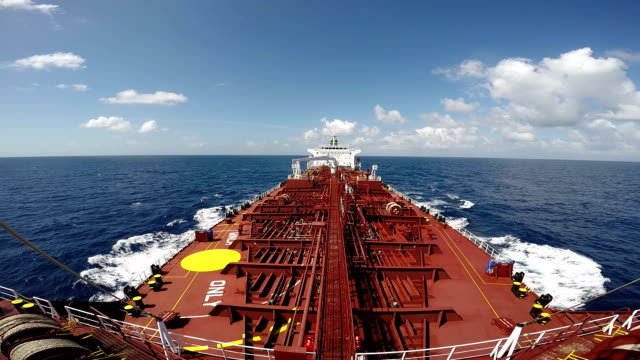 tanker from top - tanker stock videos & royalty-free footage