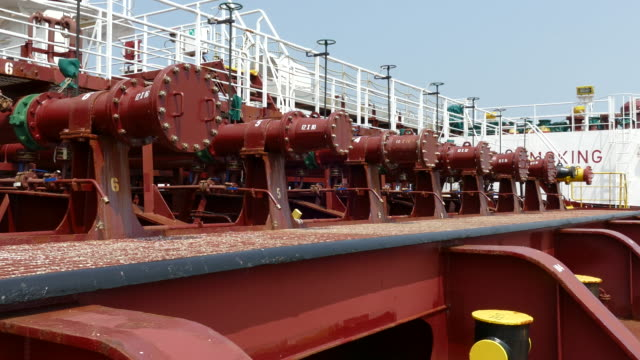 tanker pipes - refuelling stock videos & royalty-free footage