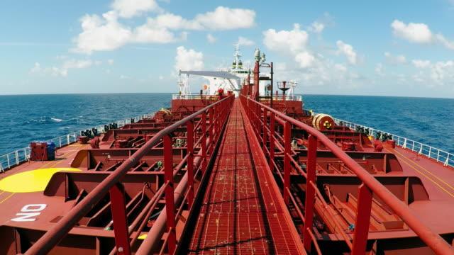 tanker ship - petrol stock videos & royalty-free footage