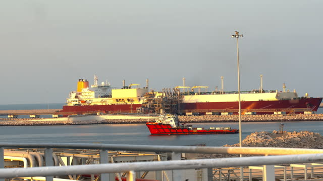 lng tanker - cetacea stock videos & royalty-free footage