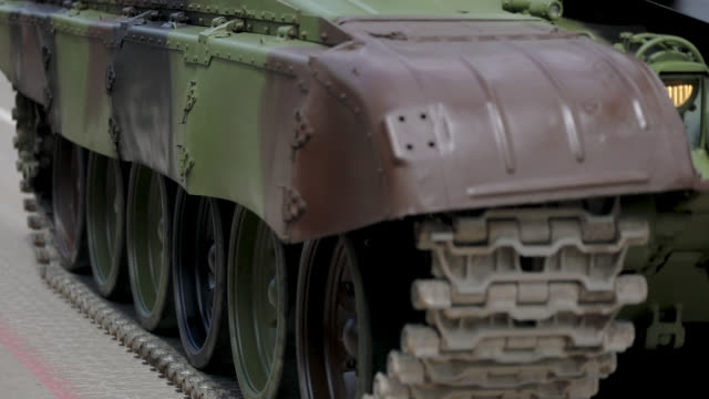 tanks on city streets - armored tank stock videos & royalty-free footage