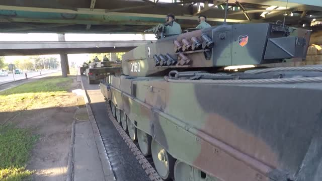 tanks - warsaw stock videos & royalty-free footage