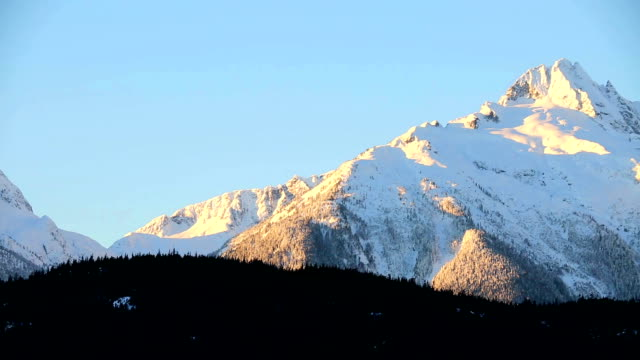 Tantalus Mountain Range Squamish Whistler British Columbia