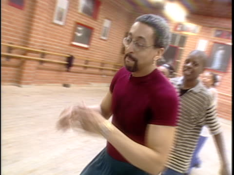 tap dance rehearsal - tap dancing stock videos & royalty-free footage