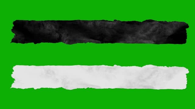 taping torn paper on green screen - red tape stock videos & royalty-free footage