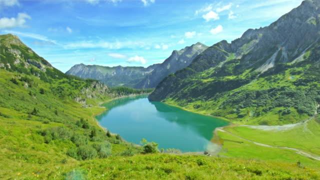Tappenkarsee, Österreich, Zeitraffer
