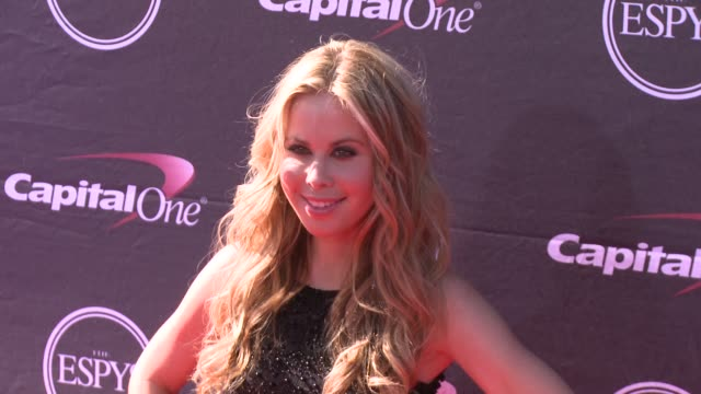 Tara Lipinski at The 2013 ESPY Awards on 7/17/2013 in Los Angeles CA