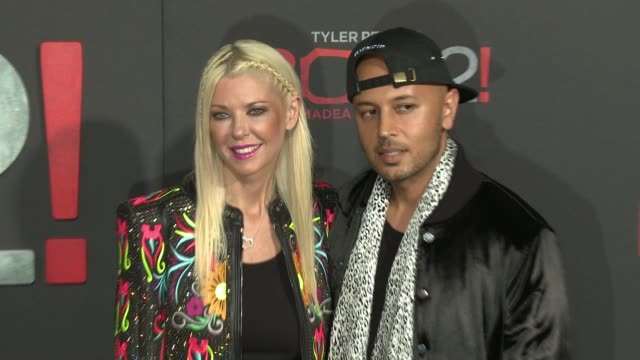 """Tara Reid at Lionsgate Presents the Los Angeles Premiere of Tyler Perry's """"Boo 2 A Madea Halloween"""" in Los Angeles CA"""