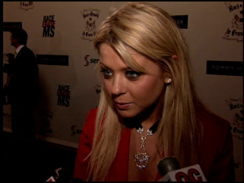 tara reid at the race to erase at the westin century plaza hotel in century city, california on april 22, 2005. - race to erase ms stock videos & royalty-free footage