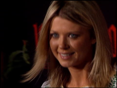 tara reid at the tell no one 1800 tequilla talent party at chateau marmont in west hollywood, california on may 2, 2002. - tara reid stock-videos und b-roll-filmmaterial