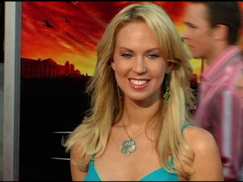 Tara Rice at the 'XXX Sate of the Union' Los Angeles Premiere on April 25 2005