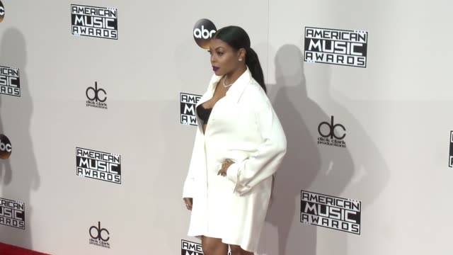taraji p henson at 2016 american music awards at microsoft theater on november 20 2016 in los angeles california - american music awards stock videos and b-roll footage