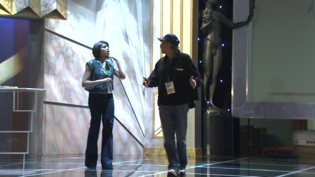 taraji p henson at the 15th annual screen actors guild awards preparations at los angeles ca - taraji p. henson stock videos and b-roll footage