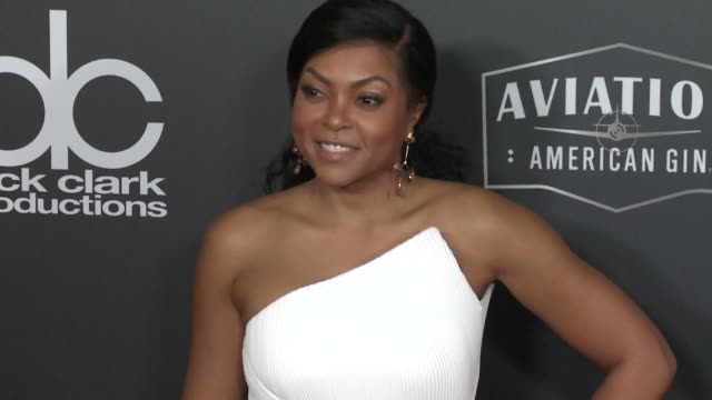 Taraji P Henson at the 22nd Annual Hollywood Film Awards at The Beverly Hilton Hotel on November 04 2018 in Beverly Hills California