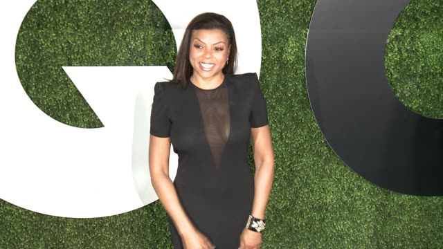 taraji p henson attends chateau marmont on december 03 2015 in los angeles california - taraji p. henson stock videos and b-roll footage