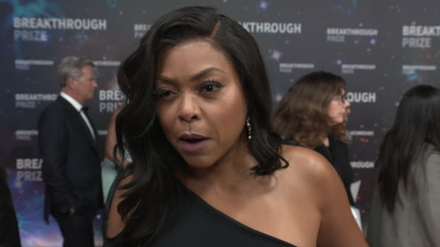 interview taraji p henson on being an actor and playing a mathematician on her own experience with science and math in school why the breakthrough... - mathematician stock videos & royalty-free footage