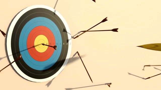 target - missed chance stock videos & royalty-free footage