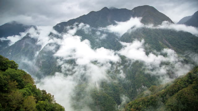 taroko national park. - taiwan stock videos and b-roll footage