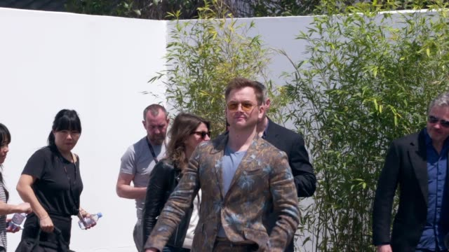 Taron Egerton at The 72nd Cannes Film Festival on May 14 2019 in Cannes France