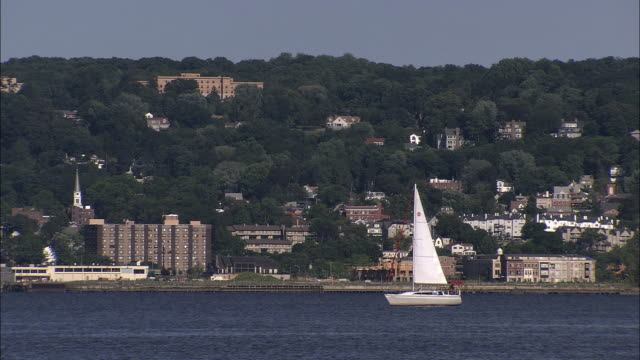 Tarrytown and the Hudson River