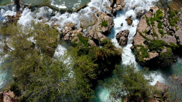 タルスス滝 (トルコメルスィン) - 足根点の映像素材/bロール
