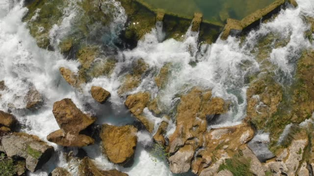 tarsus waterfall - rapid stock videos & royalty-free footage