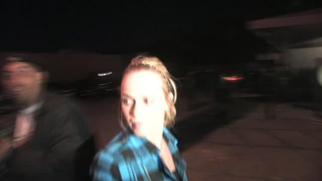 taryn manning at industry in west hollywood at the celebrity sightings in los angeles at los angeles ca. - taryn manning stock videos & royalty-free footage
