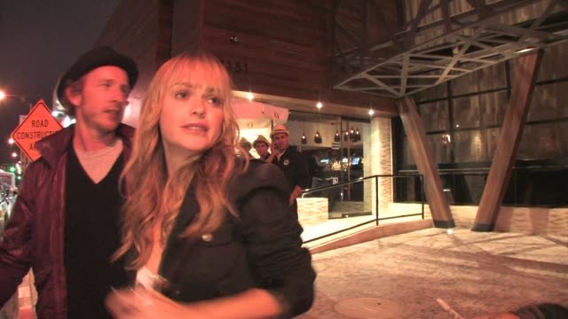 taryn manning at red o in west hollywood at the celebrity sightings in los angeles at los angeles ca. - taryn manning stock videos & royalty-free footage