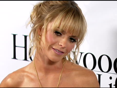 taryn manning at the 'now and thin in hollywood' at cabanna club in hollywood, california on june 2, 2006. - taryn manning stock videos & royalty-free footage