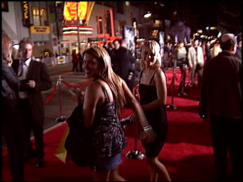 taryn manning at the 'sky captain and the world of tomorrow' premiere at grauman's chinese theatre in hollywood, california on september 14, 2004. - taryn manning stock videos & royalty-free footage