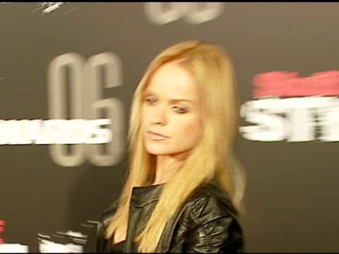 taryn manning at the the stuff style awards at arclight cinemas in hollywood california on september 27 2006 - arclight cinemas hollywood stock videos and b-roll footage