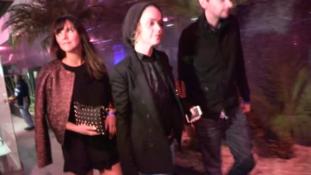 taryn manning & dj qualls celebrate her birthday & obama win at bootsy bellows in at celebrity sightings in los angeles taryn manning & dj qualls... - taryn manning stock videos & royalty-free footage