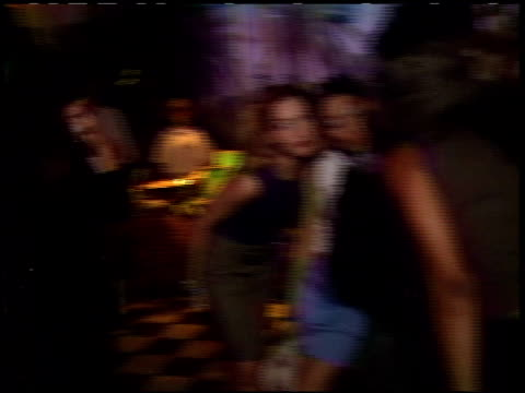 tarzan premiere at the 'tarzan' premiere at the el capitan theatre in hollywood, california on june 12, 1999. - tarzan 1999 film stock videos & royalty-free footage