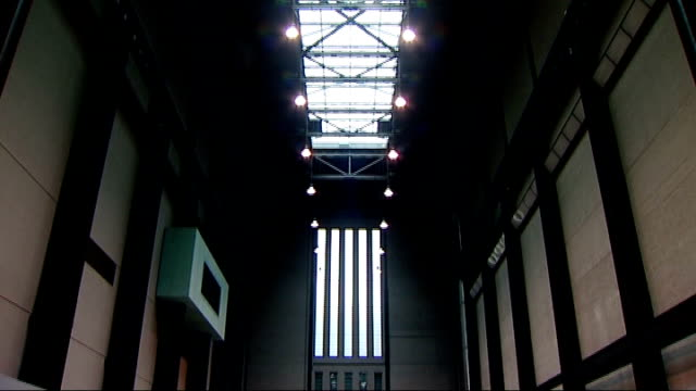 Tate Modern 'sunflower seed installation' health and safety worries ENGLAND London Tate Modern INT Turbine Hall of Tate Modern with Chinese artist Ai...