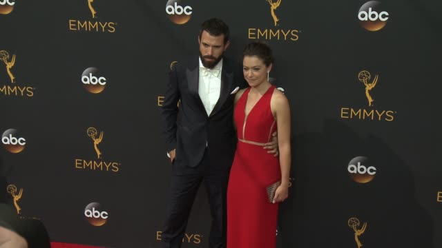 Tatiana Maslany at the 68th Annual Primetime Emmy Awards Arrivals at Microsoft Theater on September 18 2016 in Los Angeles California