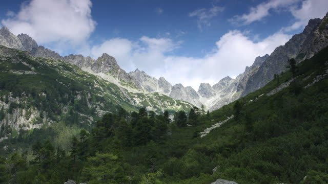 (Timelapse) Tatra mountains