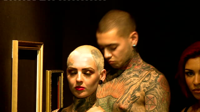 25 722 Body Art Videos And Hd Footage Getty Images