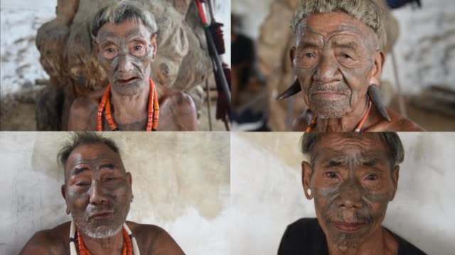 Tattoos were once the ultimate status symbol for the headhunting tribes of India's remote northeast but as the new generation turns its back on such...