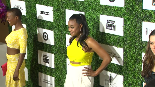 tatyana ali at the 7th annual essence black women in hollywood luncheon at beverly hills hotel on february 27 2014 in beverly hills california - tatyana ali stock videos & royalty-free footage