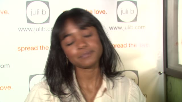 tatyana ali on 'wicked' dita von teese's performance the appeal of 'wicked' her current projects at the celebration for 'wicked' hosted by julif com... - tatyana ali stock videos & royalty-free footage