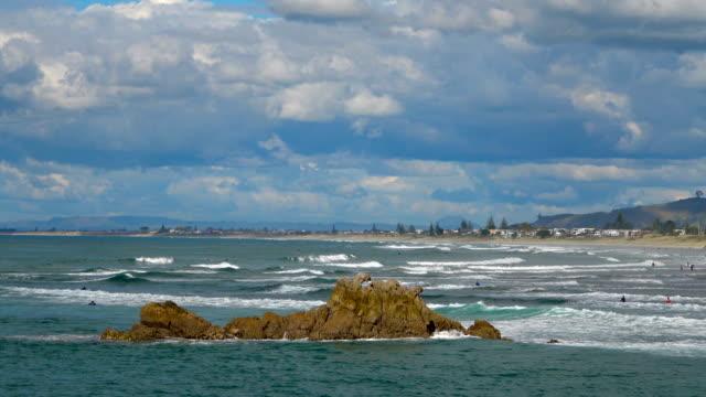 tauranga beach - bay of islands nya zeeland bildbanksvideor och videomaterial från bakom kulisserna