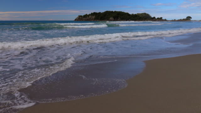 tauranga beach - bay of islands new zealand stock videos & royalty-free footage