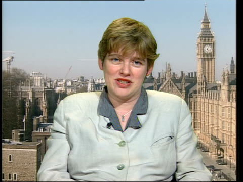 Delay in processing applications ITN ENGLAND London GIR Ex Westminster Ruth Kelly MP interviewed SOT Simplifying the process streamlined approach...